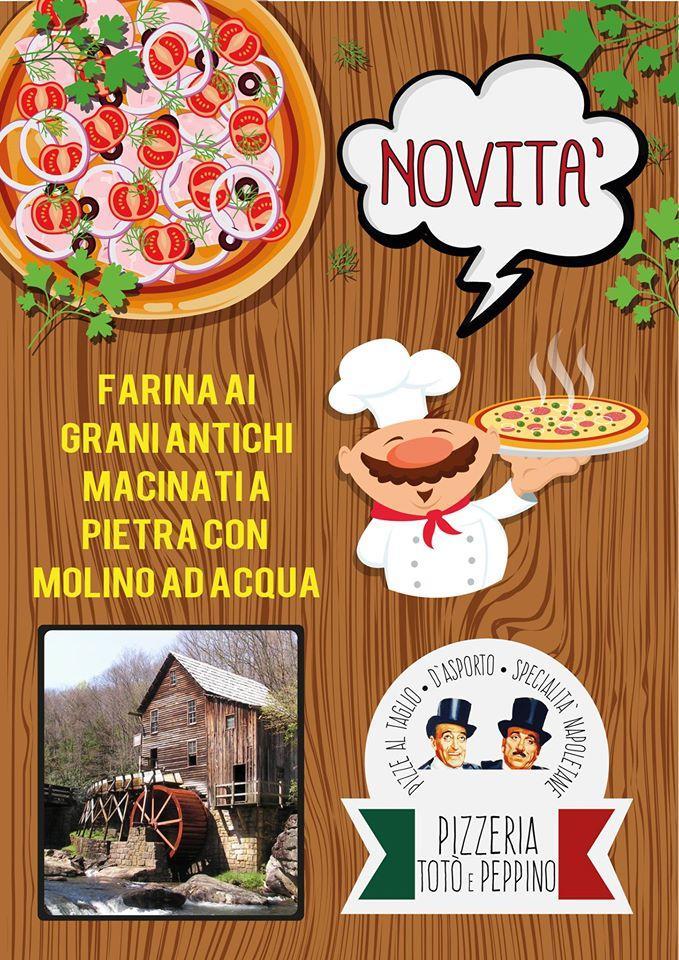 Pizzeria Totò e Peppino Di Battimelli Angelo foto