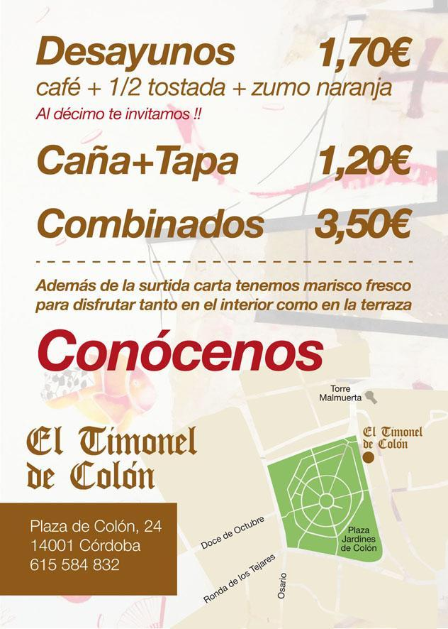 El Timonel De Colon In Córdoba Restaurant Reviews