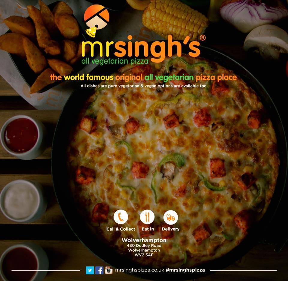 Mr Singhs In Wolverhampton Restaurant Menu And Reviews