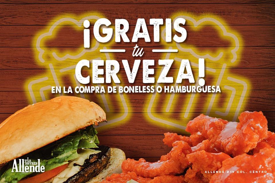 Restaurante La Terraza Allende Hermosillo Carta Del