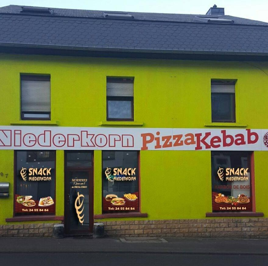 photo de Kebab pizza Niderkorn