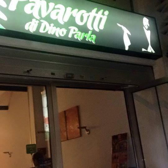 Foto de Pavarotti