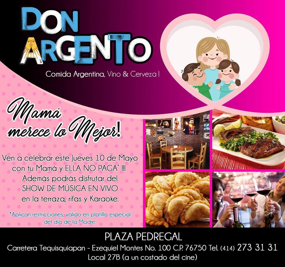 Don Argento Restaurant Tequisquiapan Restaurant Reviews