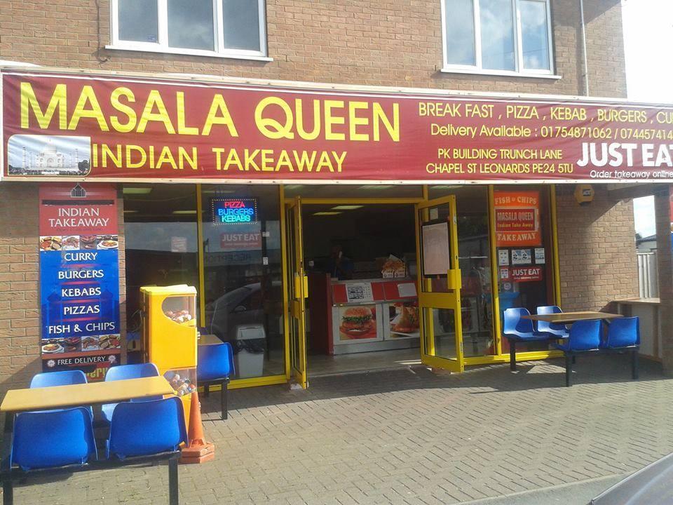 Masala Queen In Skegness Restaurant Reviews
