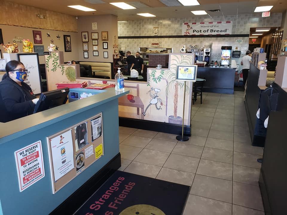Foto de Jamms Restaurant Breakfast and Lunch