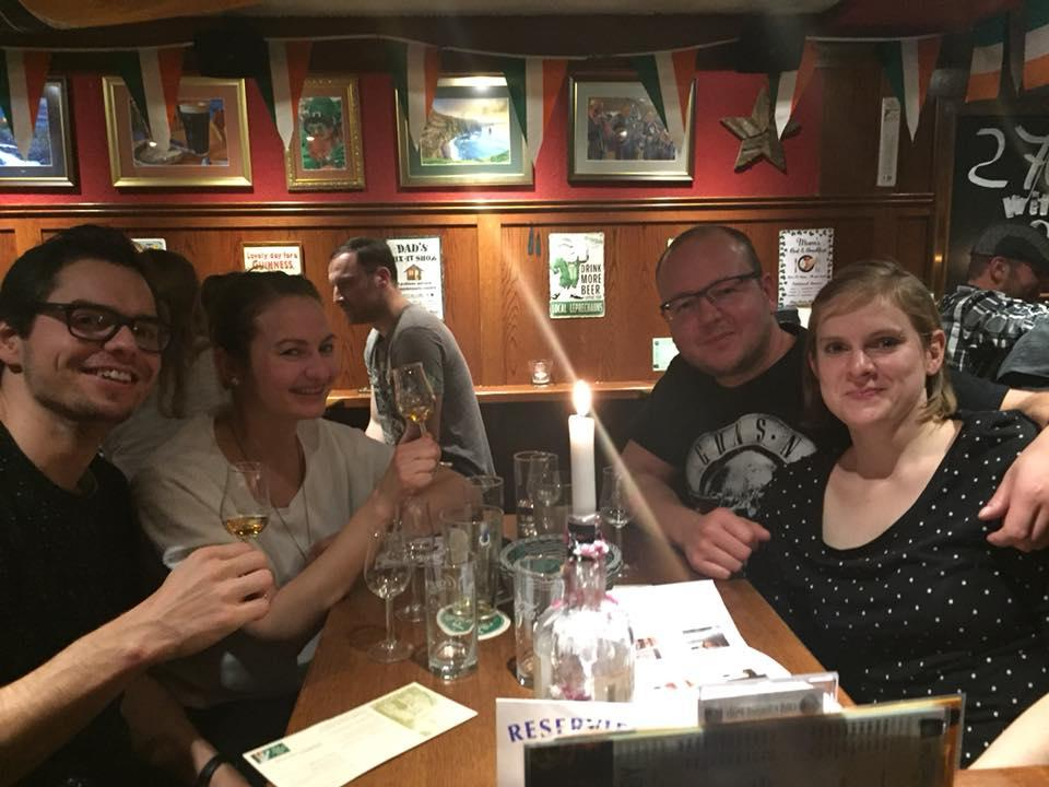 Kapellenstr irish pub karlsruhe Die 3