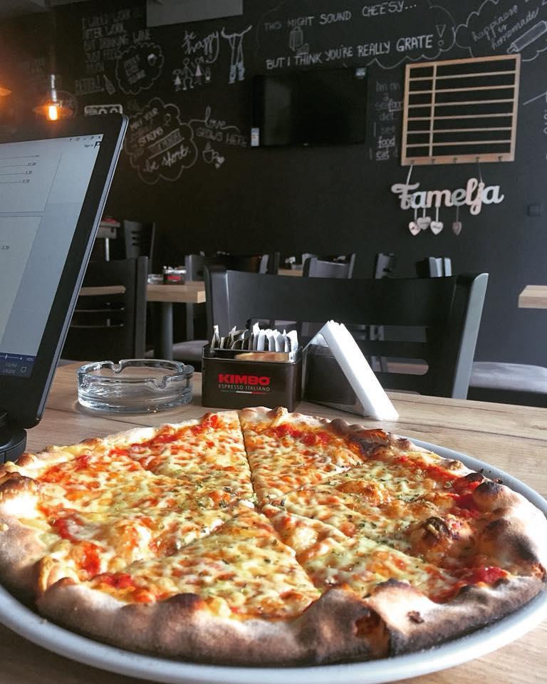 Kambo pizza