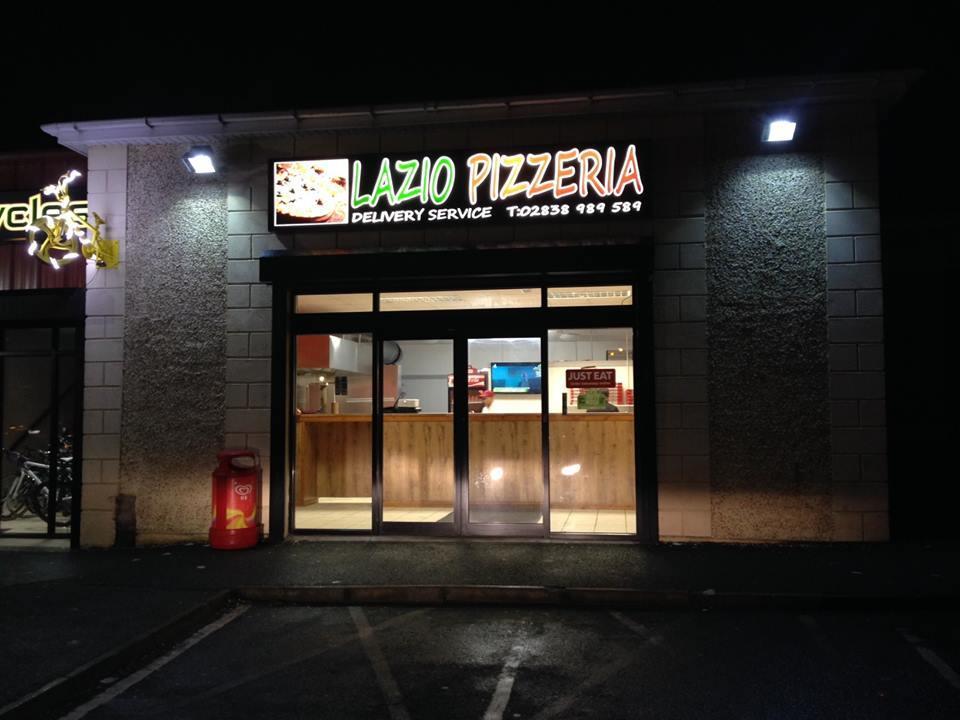 Lazio Pizzeria In Portadown Restaurant Reviews