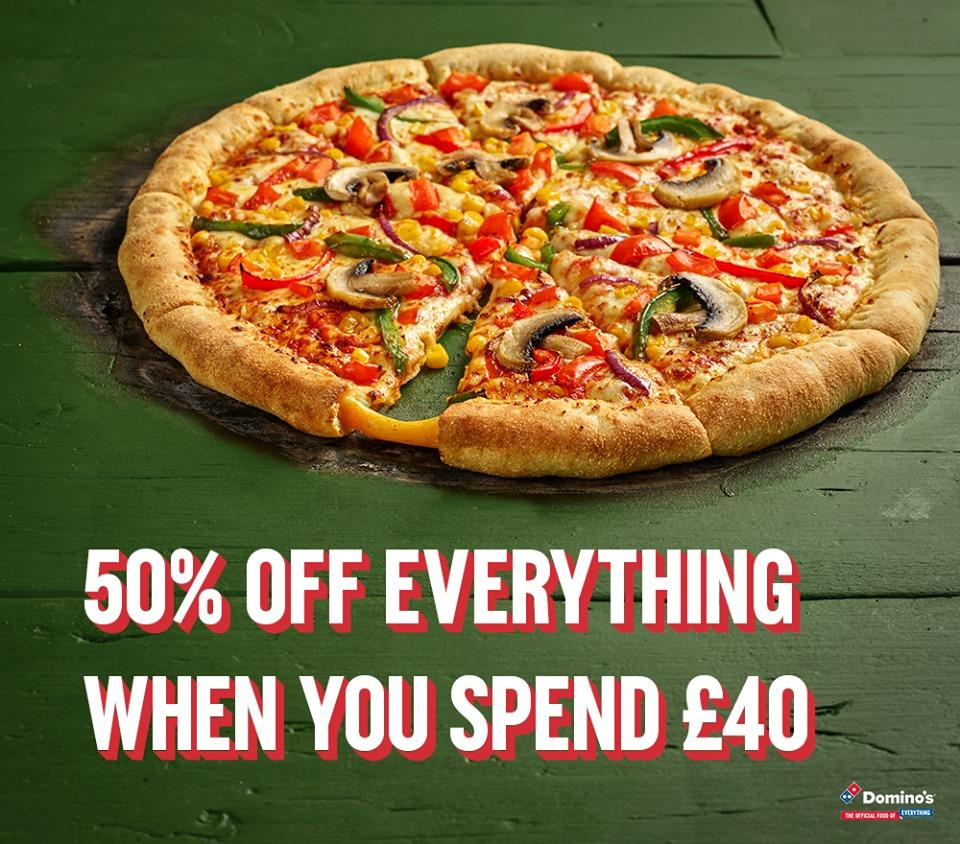 Dominos Pizza In Aberystwyth Restaurant Menu And Reviews