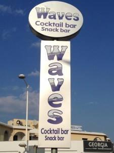 Foto de Waves Cocktail Bar