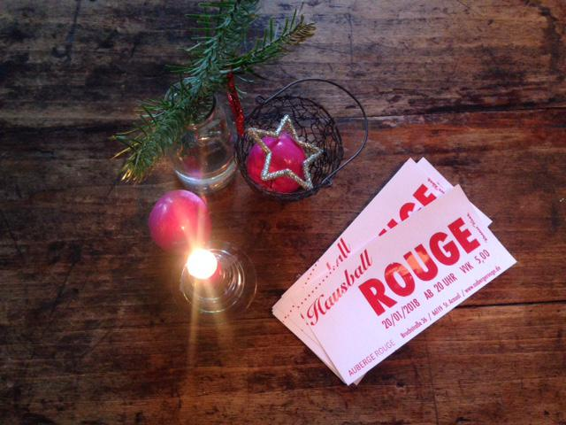 Auberge Rouge Foto