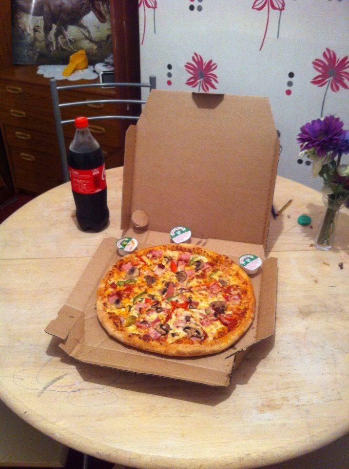 Dominos Pizza 120 Far Gosford St In Coventry Restaurant