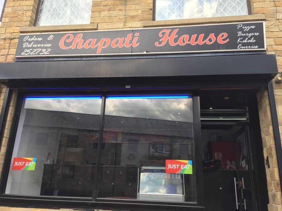 chapati house siddal