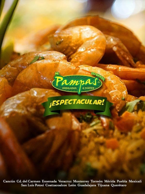 Restaurante Mr Pampas Coatzacoalcos Coatzacoalcos Carta