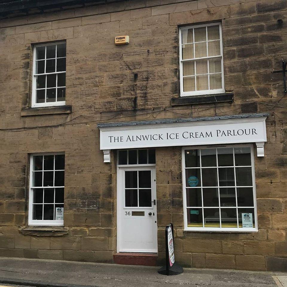 The Alnwick Ice Cream Parlour photo