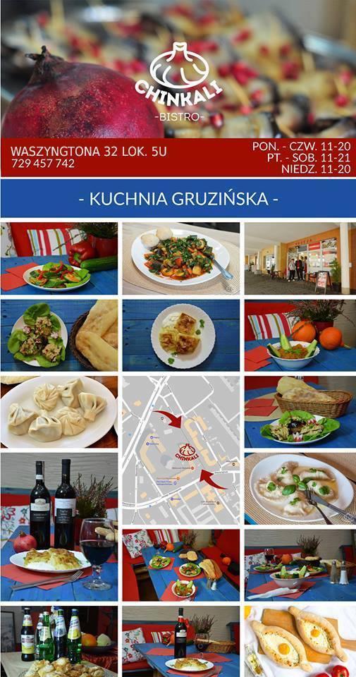 Chinkali Restaurant Bialystok Jerzego Waszyngtona 32
