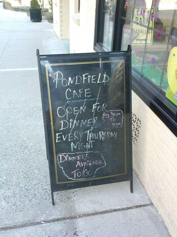 Foto de Pondfield Cafe
