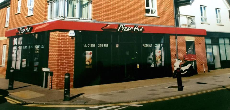 Pizza Hut 131 133 Old Rd In Clacton On Sea Restaurant