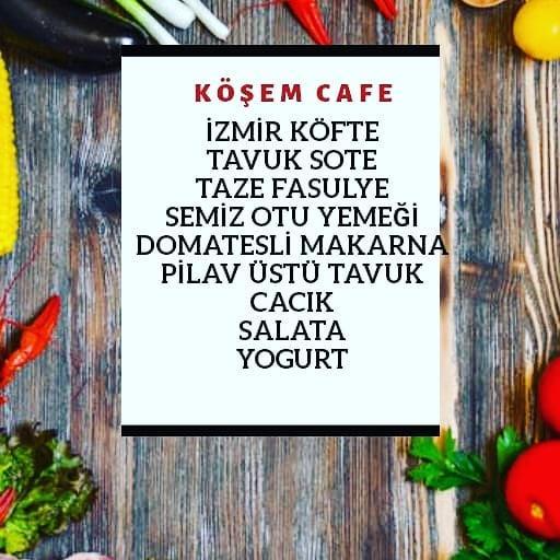 Köşem Cafe & Restaurant & Bar photo