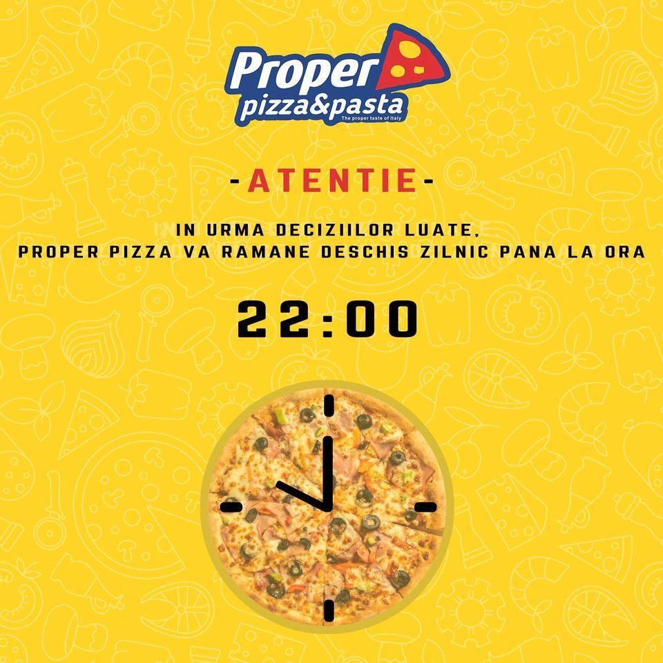 Foto de Proper Pizza
