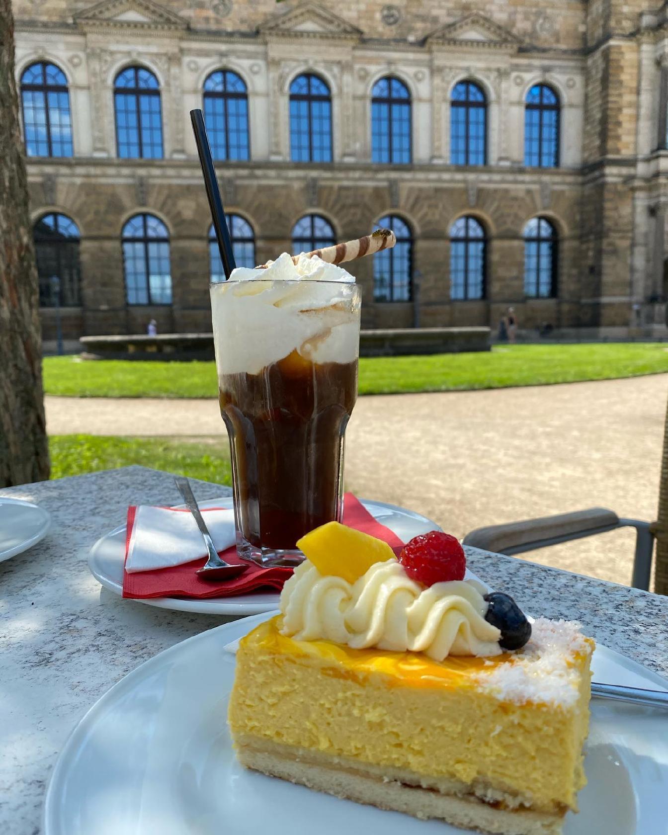 Café Schinkelwache Foto