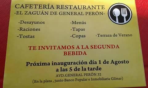 El Zaguán De General Perón In Madrid Restaurant Reviews