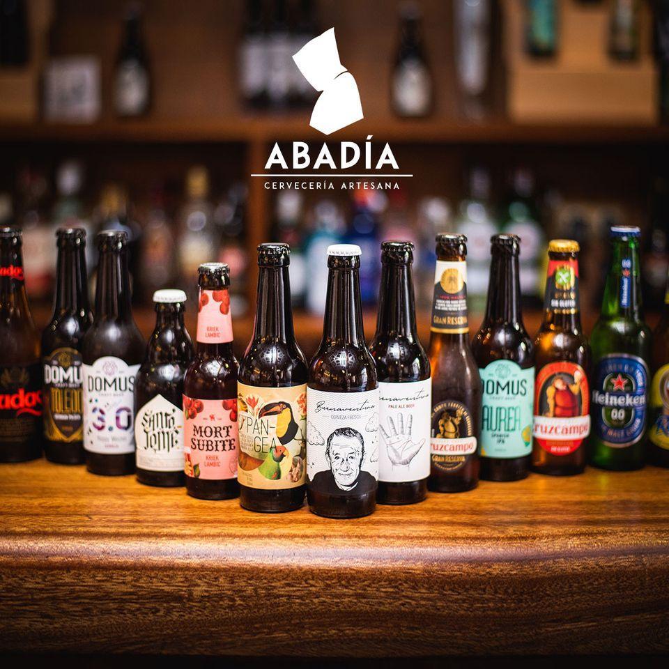 Foto de La Abadía Cervecería Artesana