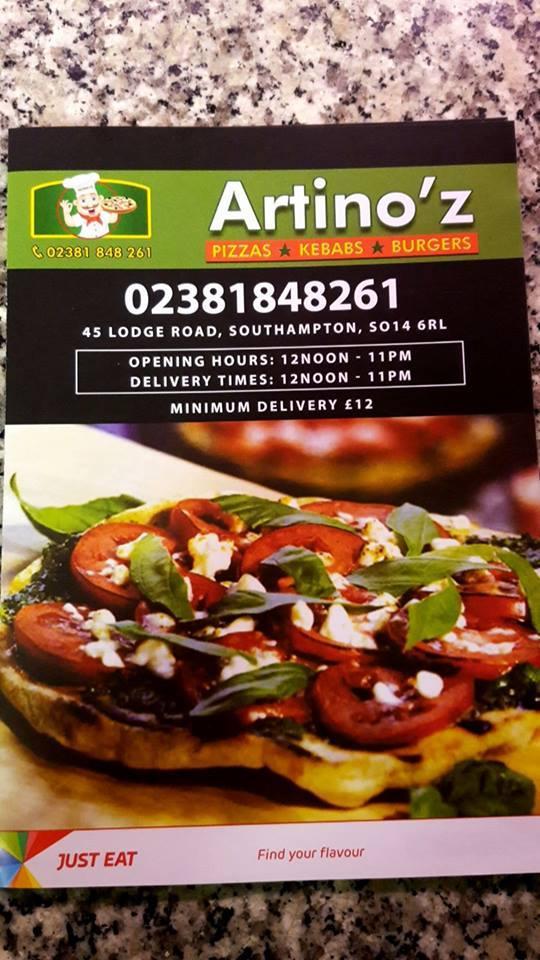 Artinoz In Southampton Restaurant Reviews