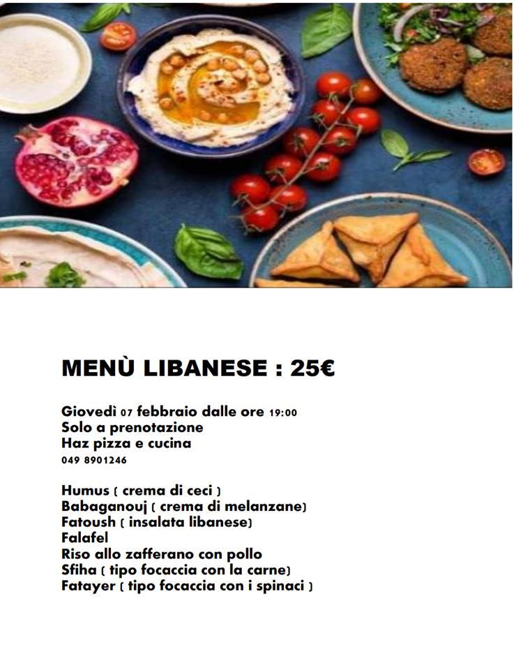 Haz Pizza E Cucina Restaurant Padua Restaurant Menu And Reviews
