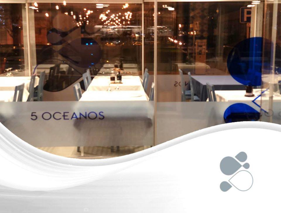 5 Oceanos foto