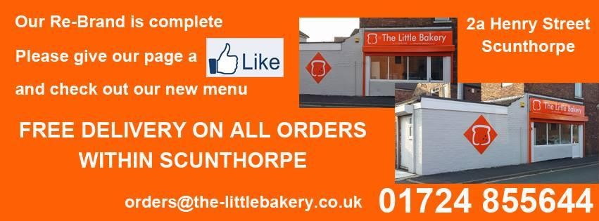 The Little Bakery 2a Henry St In Scunthorpe Restaurant