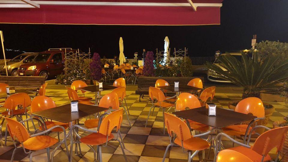 Recanati giardini naxos restaurante, Hotel Alexander din Giardini Naxos