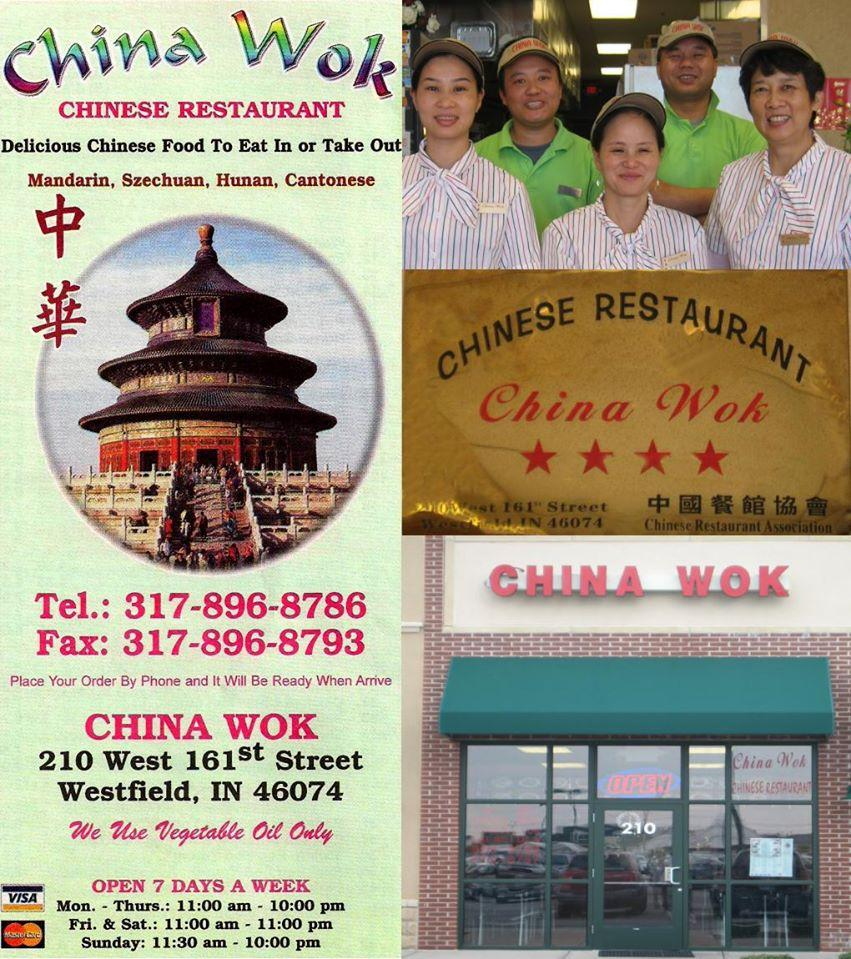 China Wok 210 W 161st St In Westfield Restaurant Menu And Reviews