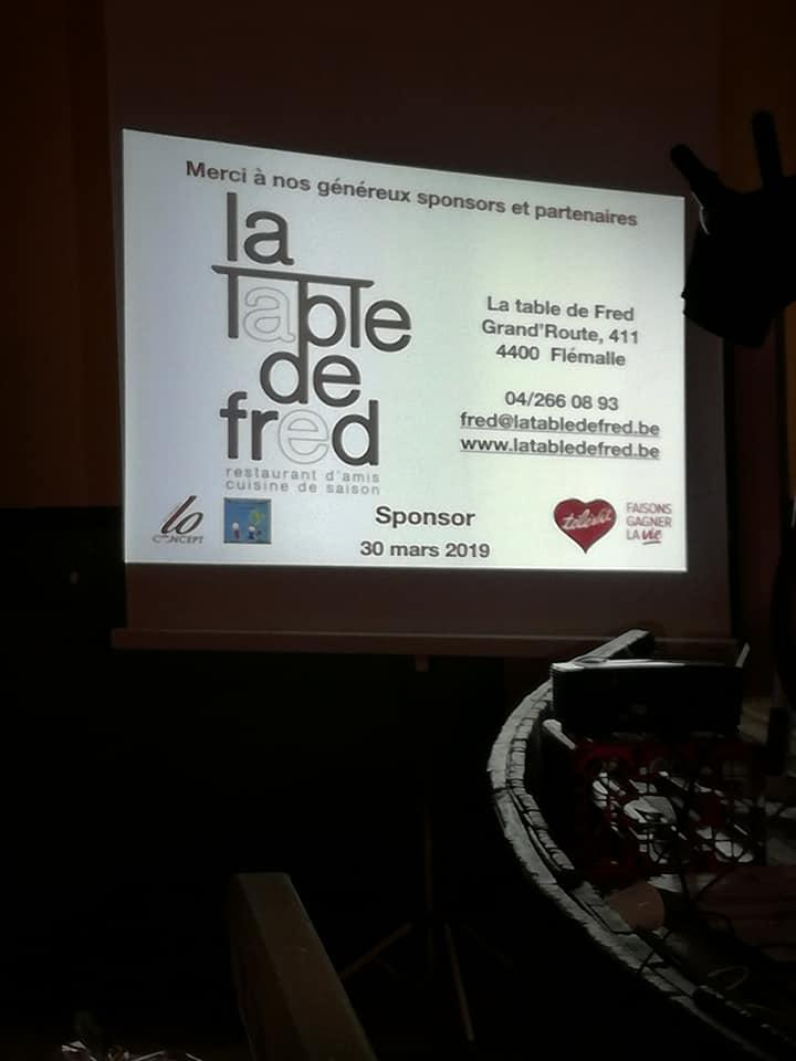 La Table De Fred Flemalle Restaurant Menu And Reviews