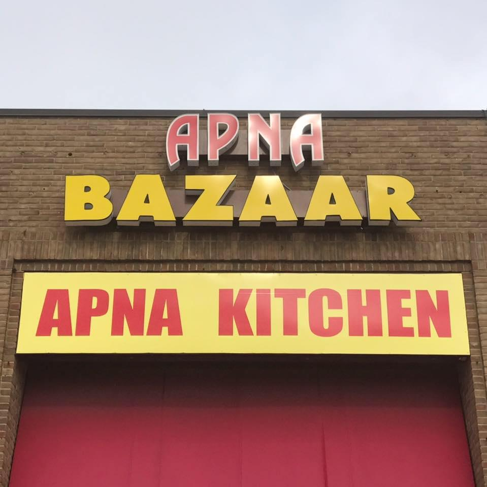 Restaurante APNA Kitchen, Indianapolis