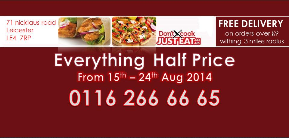 Pizza Cottage 2 Lockerbie Ave In Leicester Restaurant Reviews