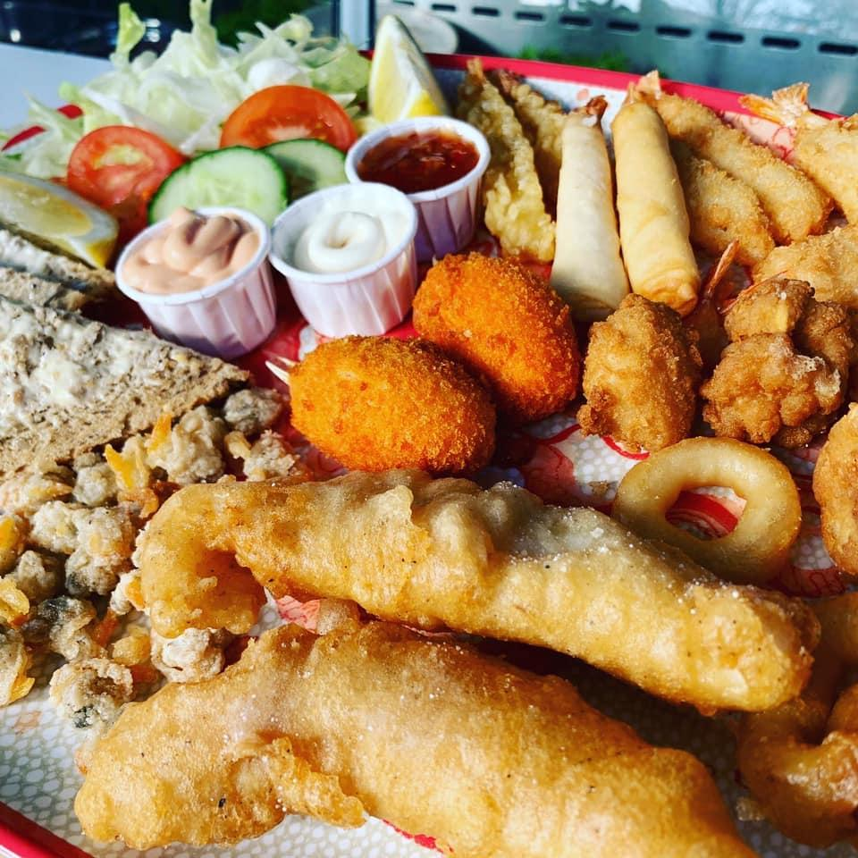 The Seafood Shack in Rochford ...