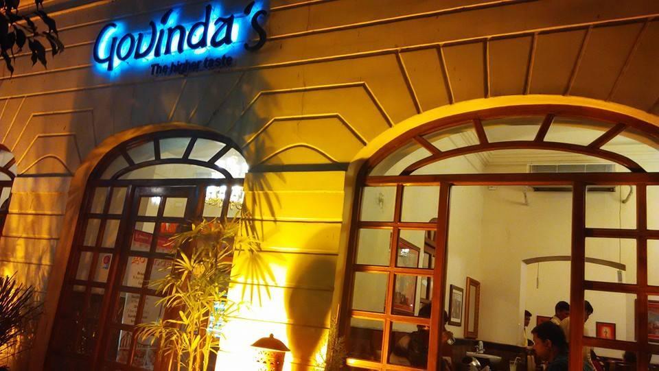 Govinda's, Kolkata, 3c - Restaurant reviews
