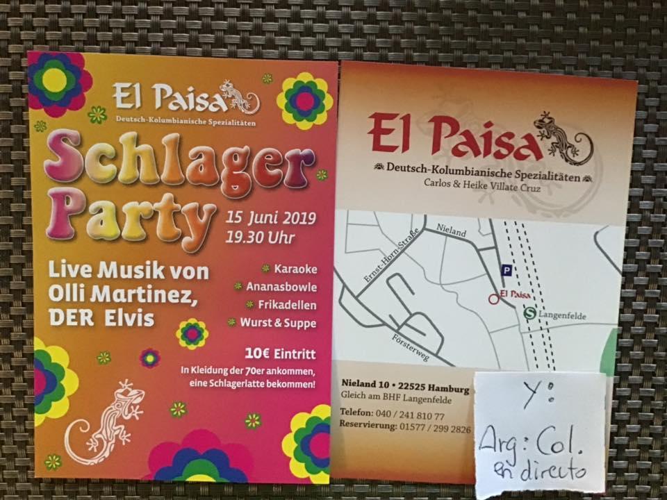 El Paisa Foto