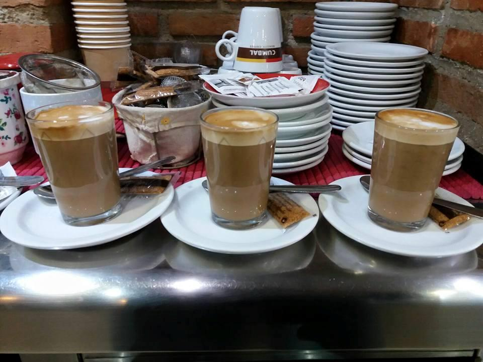 Foto de Cafetería Coconut