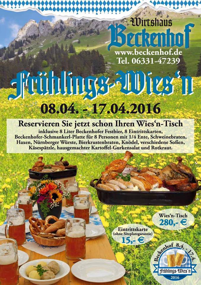Forsthaus Beckenhof Pirmasens Carta Y Opiniones Del Restaurante Alemana