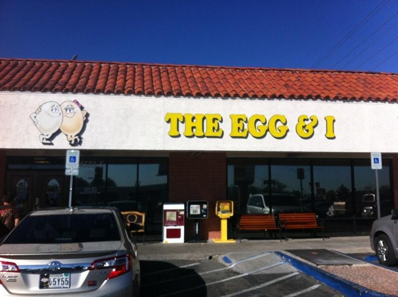 Фотография The Egg & I