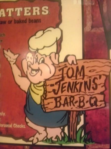 Tom Jenkins BBQ photo