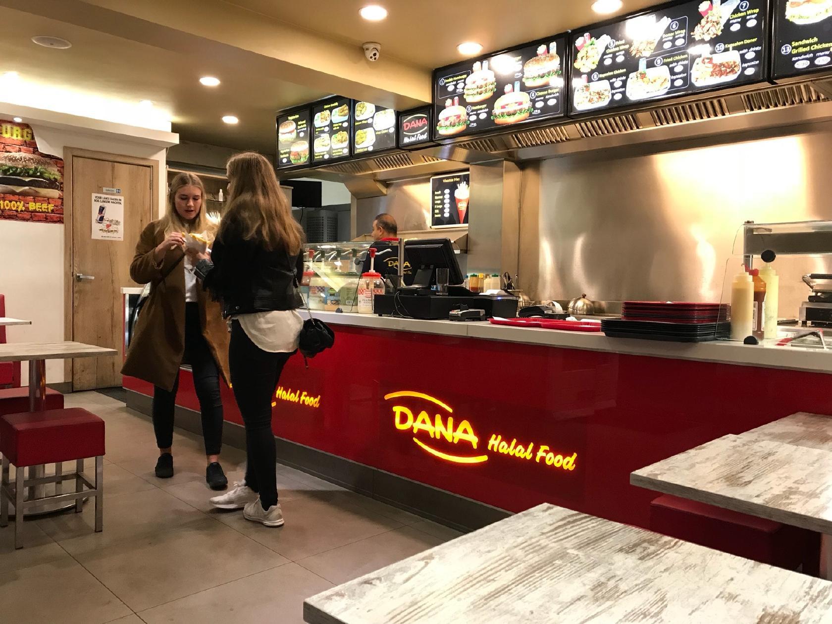 Dana Halal Food Amsterdam Restaurant Reviews