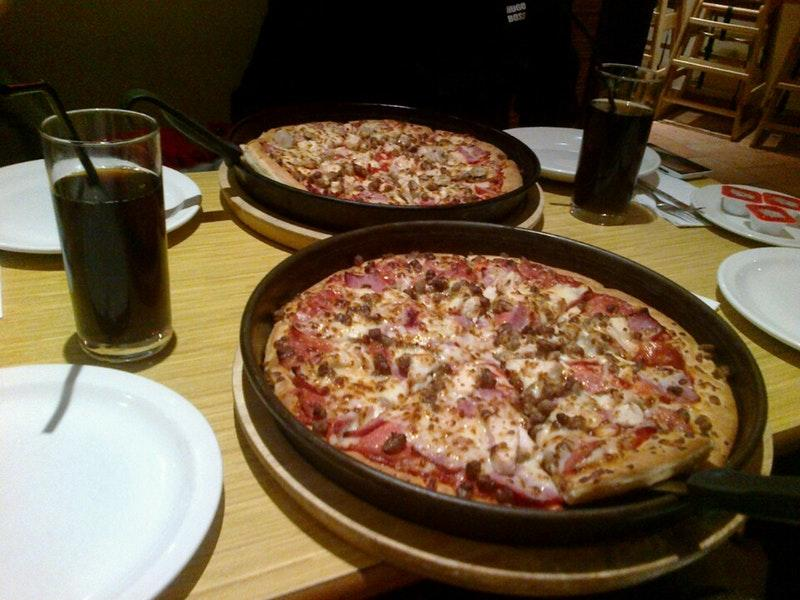 Pizza Hut Gapton Hall Rd In Great Yarmouth Restaurant