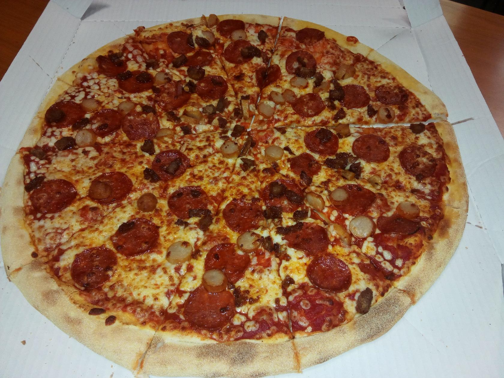 Apache Pizza 3 5 Bradbury Pl In Belfast Restaurant Menu