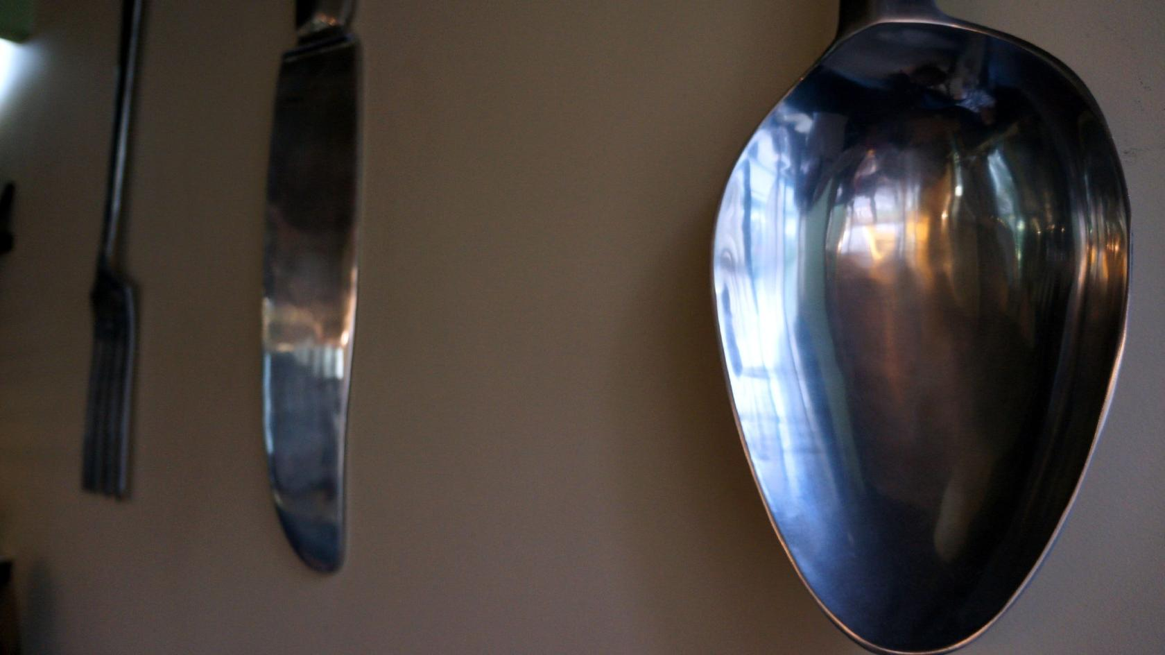 Cucina di casa photo