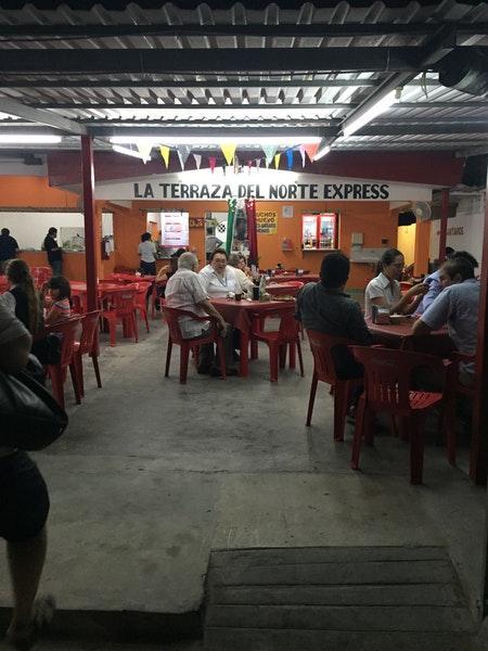 La Terraza Del Norte Express Restaurant Merida Restaurant