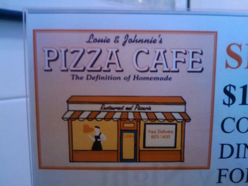 Foto de The Pizza Cafe