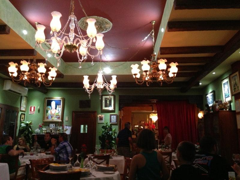 Restaurante El Olivo De Miguel Y Celia Castillo De Tajarja Opiniones Del Restaurante